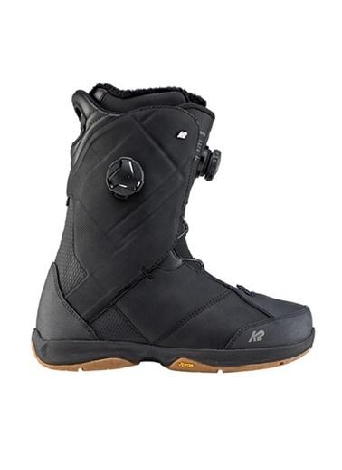 Mytell  Maysis Wide Snowboard Botu Siyah
